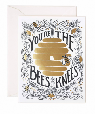 You re the Bee s Knees Rifle Paper