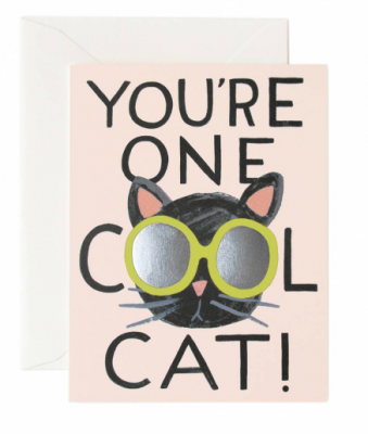 Cool Cat - Rifle Paper Co