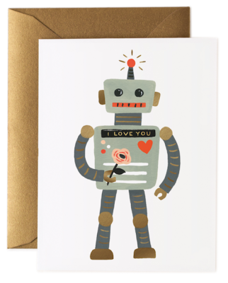Robot Love - Rifle Paper Co.
