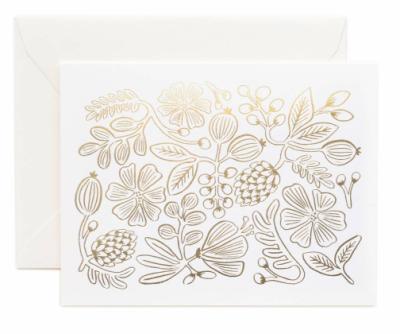 Gold Botanical - Rifle Paper Co.