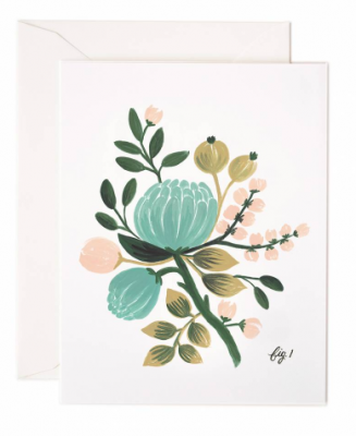 Blue Floral - Rifle Paper Co