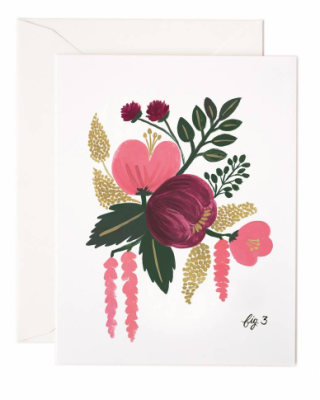 Rasperry Floral - Rifle Paper Co.