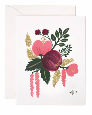 Rasperry Floral - Rifle Paper Co