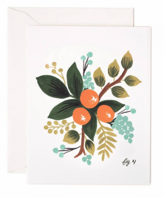 Clementine Floral - Rifle Paper Co