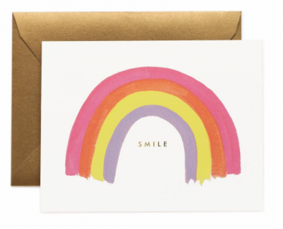 Smile Rainbow - Rifle Paper Co