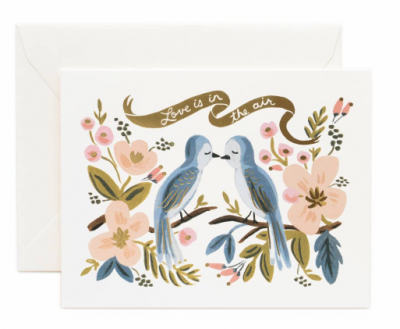 Love is in the Air - Rifle Paper Co.