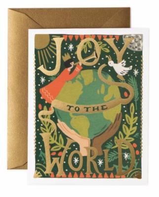 Joy of the World Card Rifle