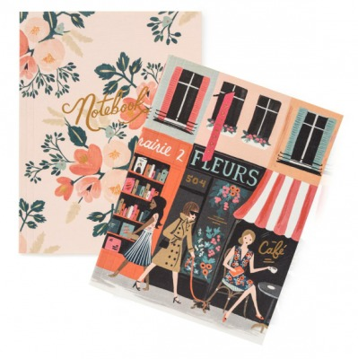 Parisian Notebooks A5 - Rifle Paper Co.