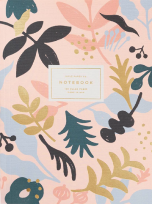 Sun Print Memoir Notebook - Rifle Paper Co.