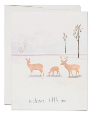 Little One - Red Cap Cards