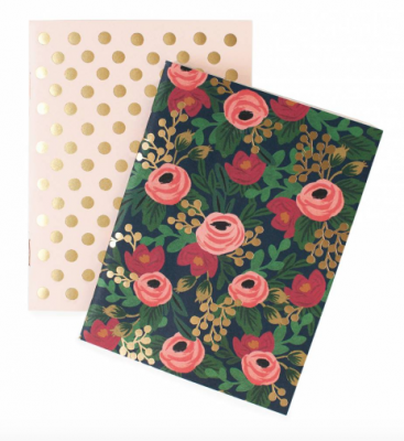 Rosa Pocket Notebooks - Rifle Paper Co.