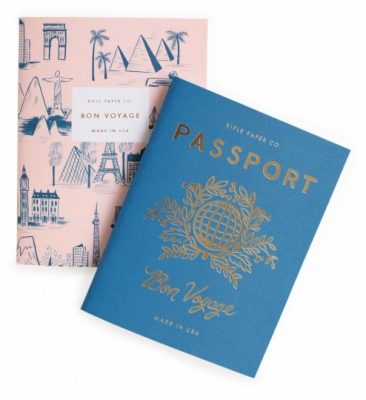 Passport Pocket Notebooks Notizbücher Rifle Paper