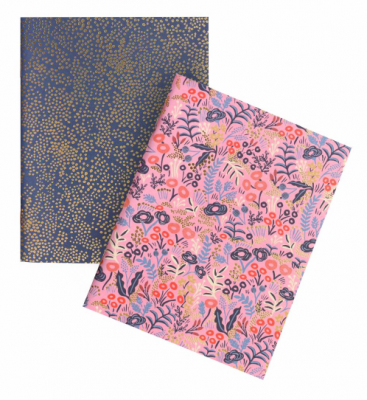 Tapestry Pocket Notebooks Notizbücher Rifle Paper