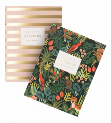 Jungle Pocket Notizbücher Rifle Paper Co