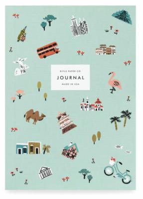 Wanderlust Journal - Reisetagebuch