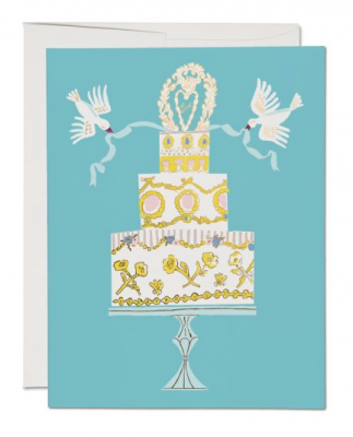 Love Cake - Red Cap Cards