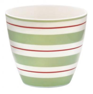 Latte Cup Elinor Green Green Gate