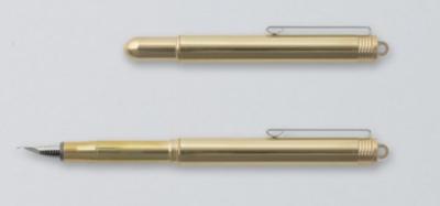 Midori Travelers Company Fountain Pen - Midori Füllfederhalter
