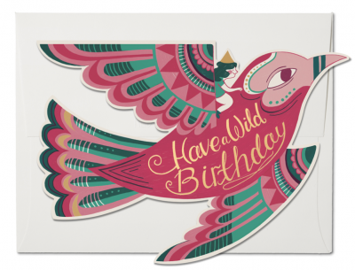 Wild Birthday Card Red Cap Cards