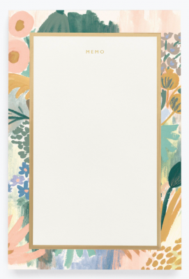 Luisa Memo Notepad - Memo Notizblock