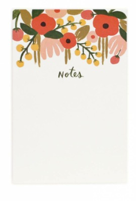 Hanging Garden Notepad - Notizblock - Rifle Paper Co.