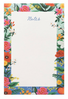 Orangerie Notepad - Notizblock