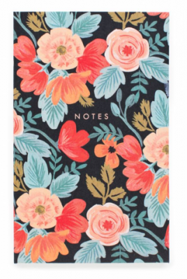 Russian Rose Pocket Notepad - Rifle Paper Co.