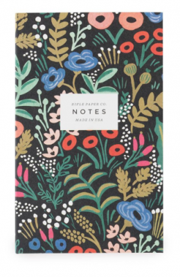 Tapestry Pocket Notepad Rifle Paper Co