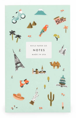 Wanderlust Pocket Notepad - Mini Notizblock