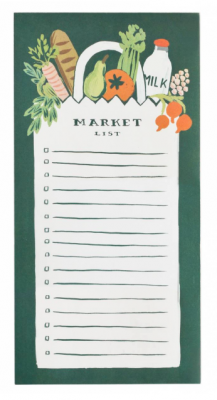Market Magnet Notizblock - Rifle Paper Co.