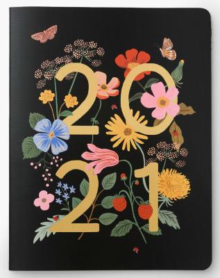 2021 Wild Garden - Appointment Notebook