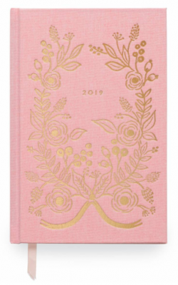2019 Rose Agenda - Rifle Paper Agenda