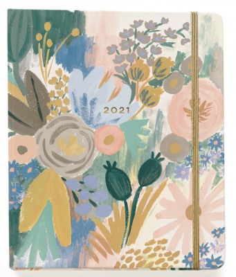 Luisa Covered Planner Rifle Paper Planner
