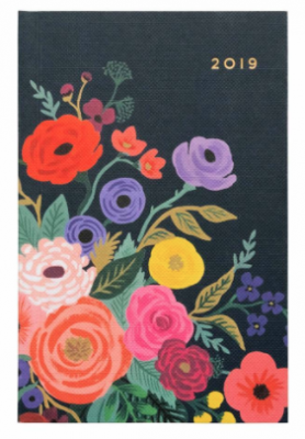 2019 Juliet Rose Pocket Agenda - Rifle Paper Taschen Kalender