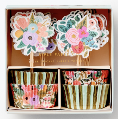 Garden Party Cupcake Kit Rifle Paper