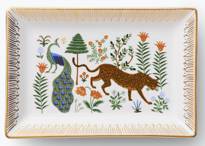 Menagerie Catchall Tray - Rifle Paper