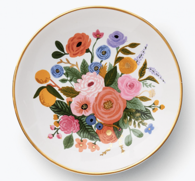 Garden Party Ring Dish Rifle Paper