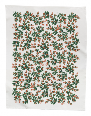 Mistletoe Tea Towel - Geschirrtuch