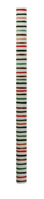 Festive Stripe Continuous Wrap Geschenkpapier Rolle