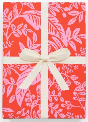 Canopi Neon Gift Wrap Geschenkpapier Rifle