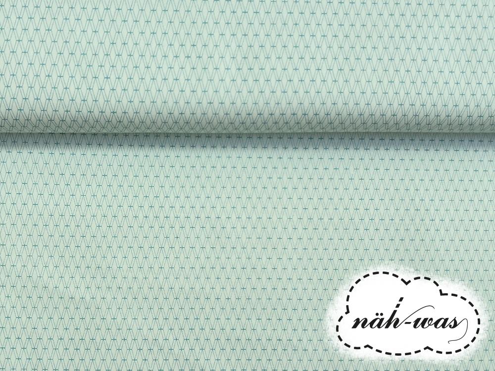 Cotton Steel grafic Baumwollstoff