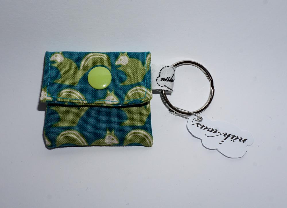 Täschchen Schlüsselanhänger Einkaufschip