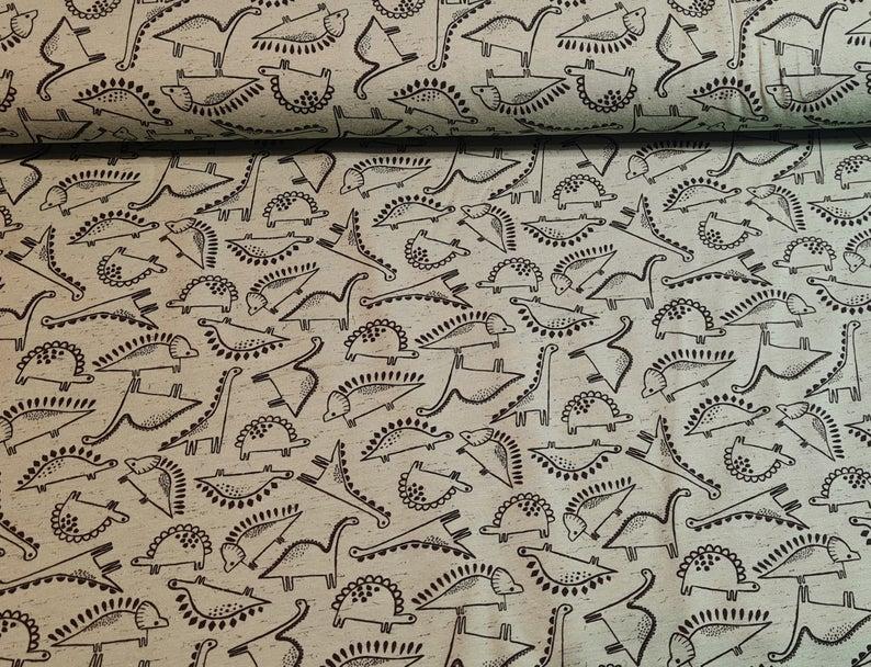 Dino Jersey Jungsjersey Poppy kleine Dinos