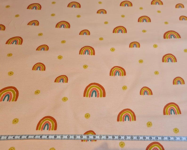Regenbogen Sweat Rainbow rosa
