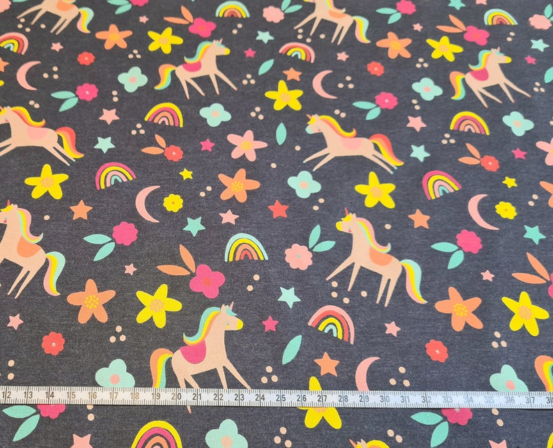 Einhorn Jersey Regenbögen Rainbow Unicorn Jersey