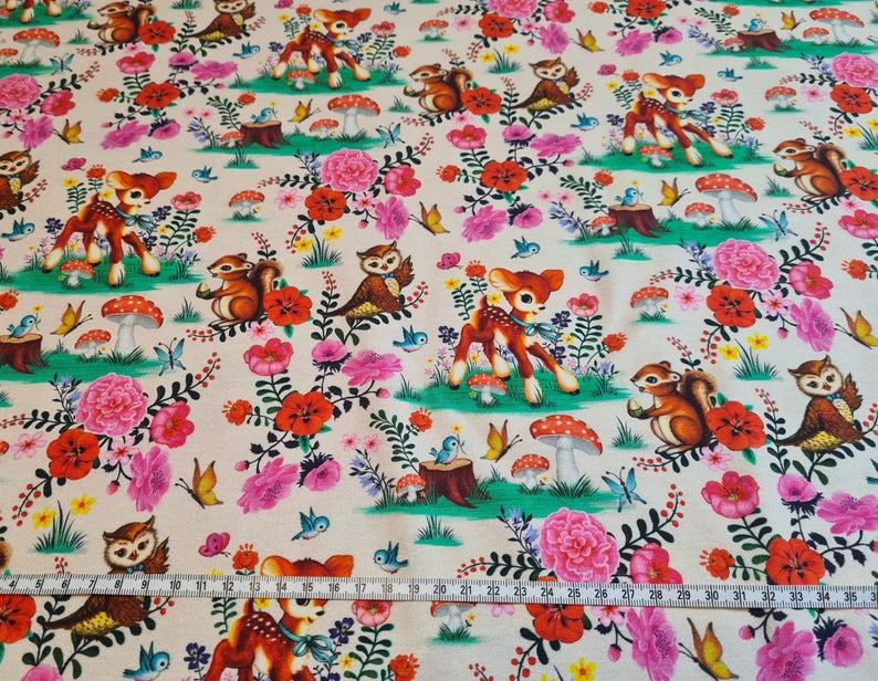 Waldtiere Jersey sweet Deer Fiona Hewitt
