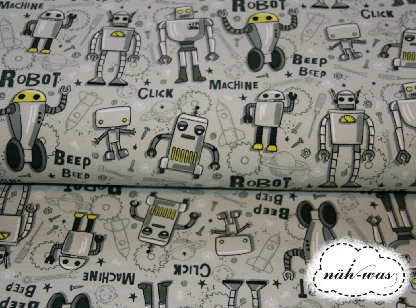 Roboter French Terry Robots