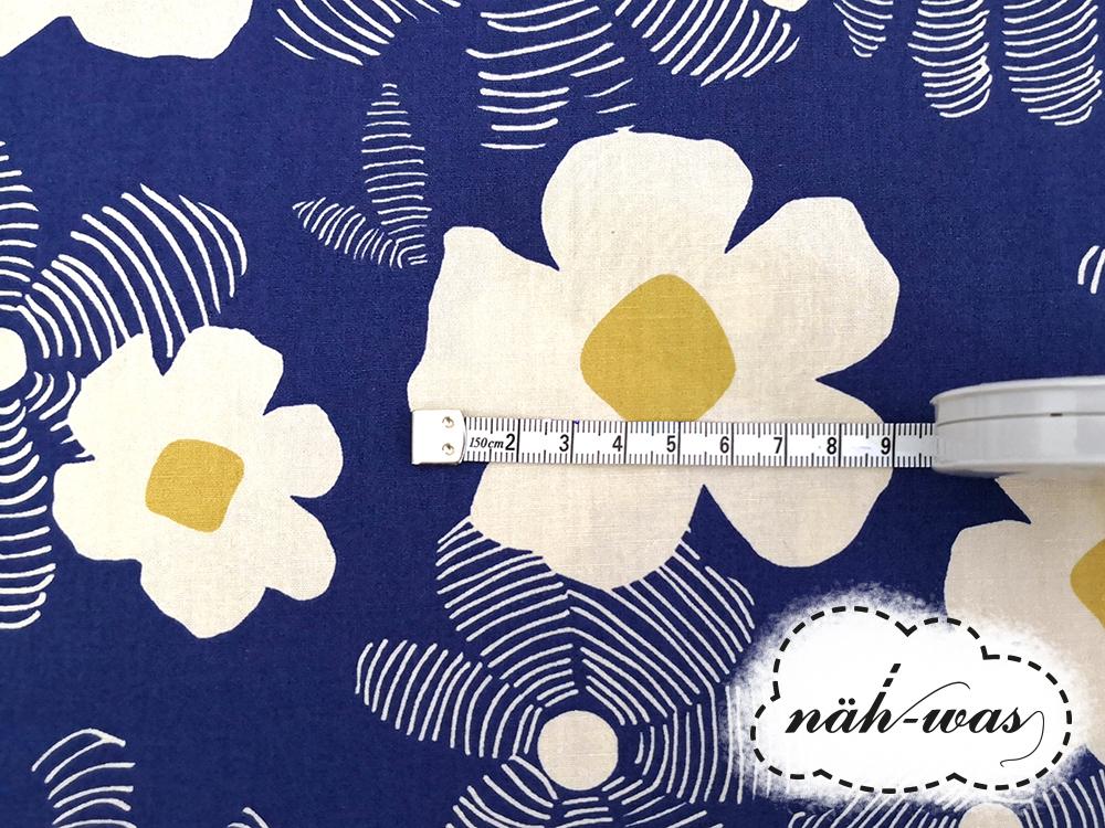 Blumen ethno Baumwoll Stoff Blüten