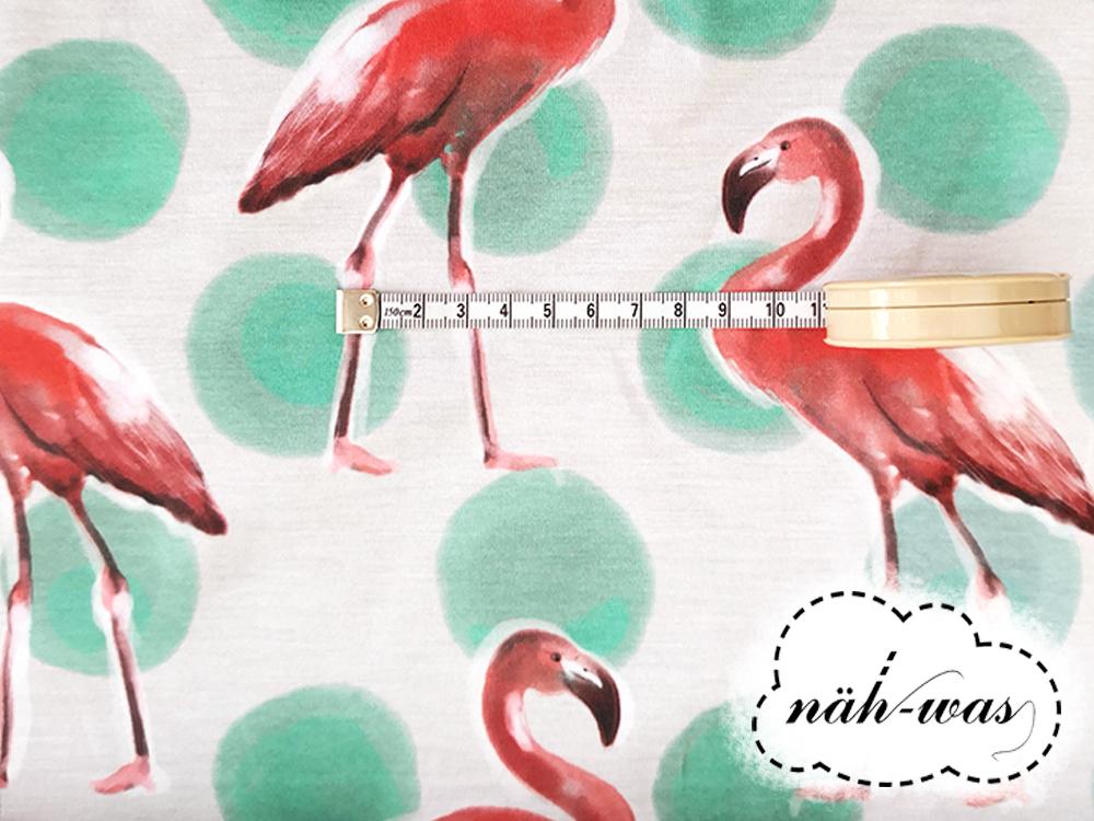 Flamingo Jersey apricot Bio