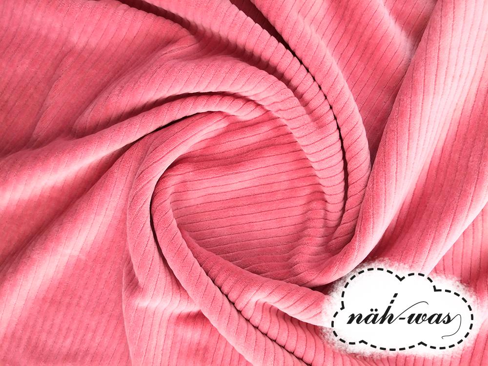 Nicki-Breitcord Kuschelcord dehnbar